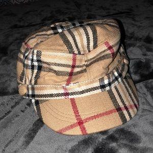 Burberry Pattern Hat
